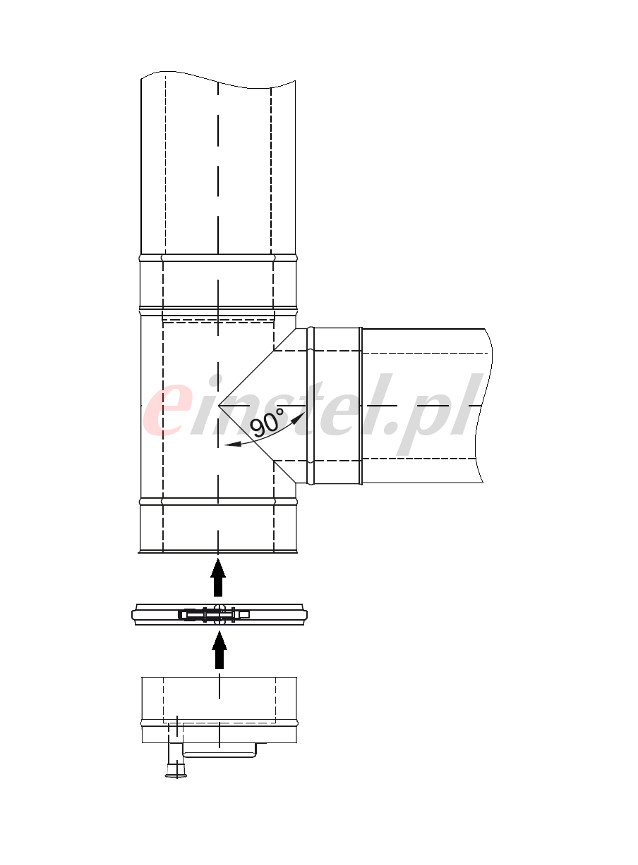 Jak instalować dekiel kominowy