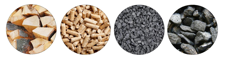 W ofercie posiadamy gotowe kominy do drewna, pelletu, miału, ekogroszku, trocin, węgla, koksu, węgla drzewnego. Kominy do kominka, kozy, piecyka pelletowego