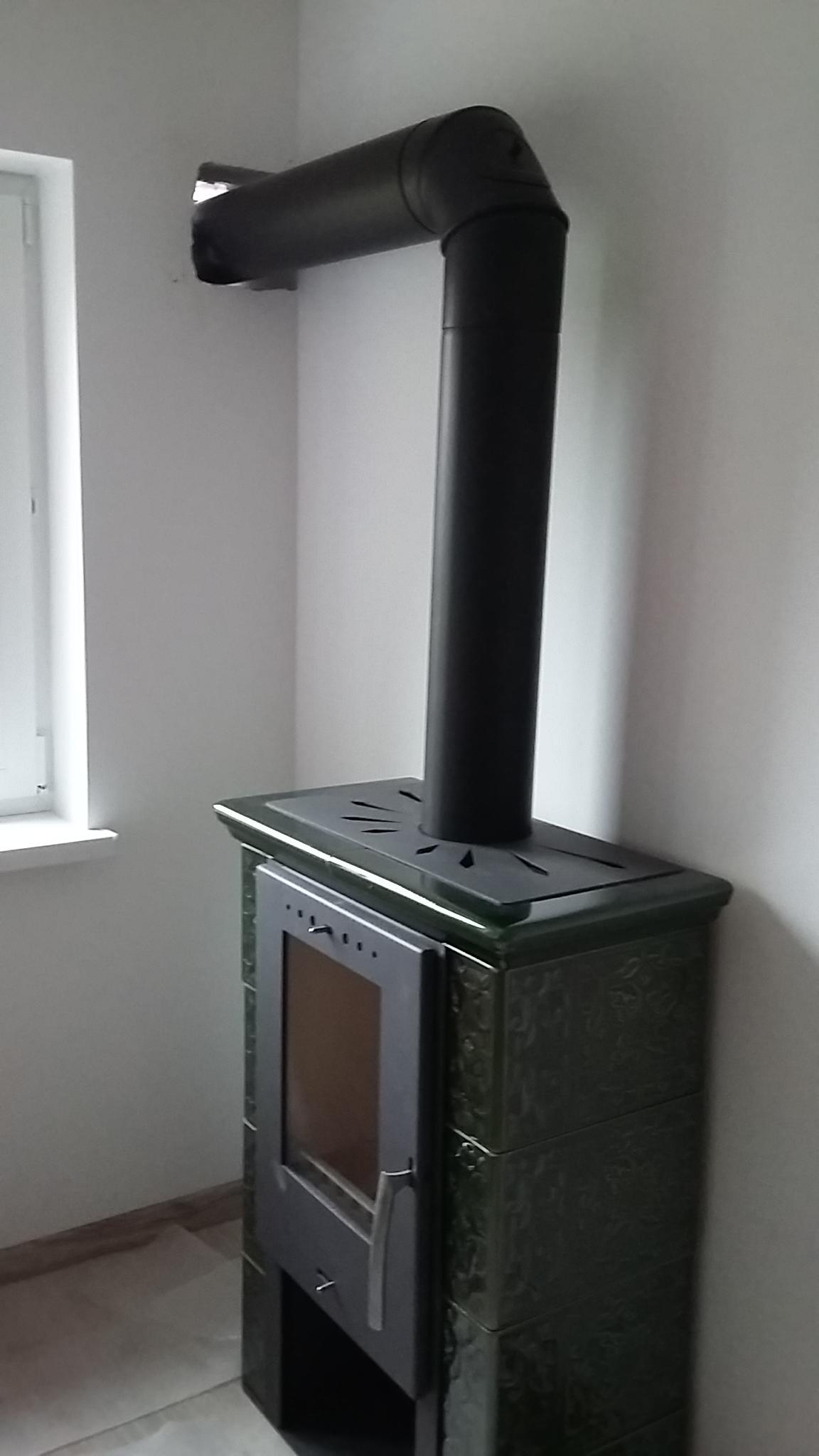 Oryginał Montaż - Kominy stalowe - sklep internetowy JW36